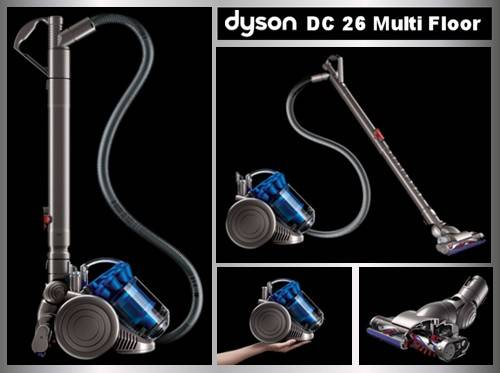 aspirator fara sac cylinder dyson dc26. Black Bedroom Furniture Sets. Home Design Ideas