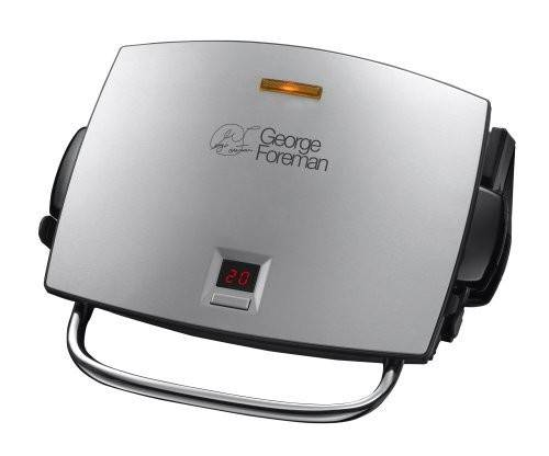 Grill George Foreman 14525, 4 Portii, 1550 W