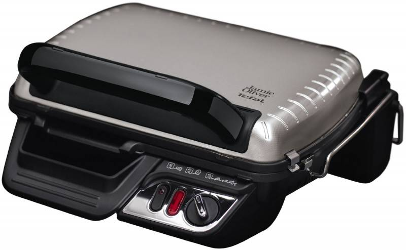 Grill tefal jamie oliver gc307026 - Grill viande ultra compact tefal ...