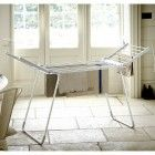 Uscator de haine incalzit Lakeland Dry Soon Winged Airer 23357