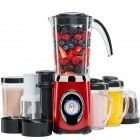 Blender Andrew James Smoothie Maker AJ001281, 220 W, 4 in 1 Multifunctional, Rasnita cafea