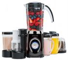 Blender Andrew James Smoothie Maker AJ001396, 220 W, 4 in 1 Multifunctional, Rasnita cafea