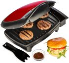 Grill electric si sandwich maker Andrew James AJ001183 1200W, 5 Portii